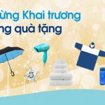 Giao dịch ngay, quà tặng liền tay tại OceanBank CN Hà Nội