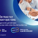 Tặng đến 3 chỉ vàng khi gửi tiết kiệm và mua bảo hiểm nhân thọ AIA cùng Viet Capital Bank