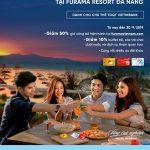 Ưu đãi lớn nhất năm cho chủ thẻ VietinBank tại Furama Resort Đà Nẵng