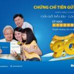 Chứng chỉ tiền gửi ghi danh lãi suất đến 9.0% của BaoViet Bank