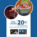 Ưu đãi giảm giá lên đến 20% dành cho chủ thẻ Eximbank khi đến thưởng thức tại Glam Lounge