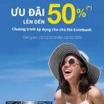 Ưu đãi lên đến 50% cho các dịch vụ tại Sunny Smile dành cho thẻ Eximbank
