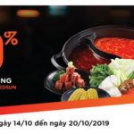 Lễ hội ẩm thực châu Á với ưu đãi hoàn tiền 30% cho thẻ MSB Mastercard chào mừng ngày 20/10