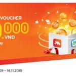 Nhận ngay combo voucher 150.000 VND khi liên kết ZaloPay cùng MSB
