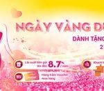 Ngày vàng dành tặng Phụ nữ Việt Nam của Nam A Bank