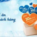 Tháng tri ân khách hàng của Sacombank