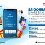 Triển khai thành công ứng dụng SaiGonBank Smart Banking