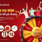 Hơn 25.000 quà tặng hấp dẫn và cơ hội nhận vàng AJC từ SeABank