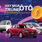 TPBank và Suzuki hợp tác cho vay mua ô tô chỉ với 0% lãi suất
