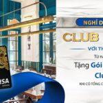 Nghỉ dưỡng đẳng cấp Club Marriott với thẻ Sacombank Visa Infinite