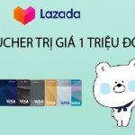 Mở thẻ tín dụng Shinhan, nhận Lazada voucher