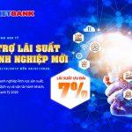 Gói tín dụng hỗ trợ lãi suất doanh nghiệp mới của VietBank