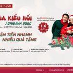 Dịch vụ nhận tiền Kiều hối qua Agribank - Nhận tiền nhanh nhiều quà tặng
