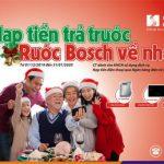 Nạp tiền cho dế - Rước Bosch về nhà cùng Ngân hàng điện tử SHB