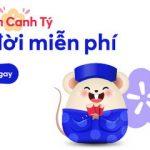 Chào Xuân Canh Tý - Trọn đời miễn phí cho khách hàng sử dụng App MBBank