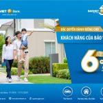 Ưu đãi vay cho khách hàng của Bảo Việt, Lãi suất từ 6%/năm