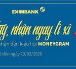 Kiều hối trao tay, nhận ngay lì xì với Eximbank