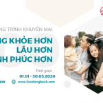 Sống vui khoẻ - Nhận an tâm cùng Kienlongbank