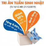 Xuân Đắc lộc - Tết phát tài cùng Sacombank
