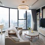 Độc quyền ưu đãi khi thuê căn hộ cao cấp của Hoozing.com cùng với thẻ Shinhan