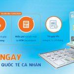 Ứng tiền ngay với thẻ tín dụng Sacombank