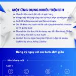Nhiều ưu đãi hấp dẫn khi sử dụng ngân hàng điện tử Viet Capital Bank