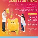 Nhận ngay lộc vàng may mắn dịp đầu năm mới cùng VietinBank