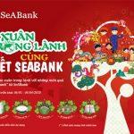 Đón Xuân trong lành với quà tặng xanh từ SeABank