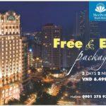Cơ hội săn hàng ngàn voucher nghỉ dưỡng tại Merperle Nha Trang cùng BaoViet Bank