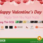 Happy Valentine's Day - Ngày tình yêu ngọt ngào cùng OCB