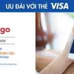Wifi miễn phí toàn cầu dành cho chủ thẻ Sacombank Visa