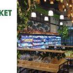 Ưu đãi đến từ siêu thị K-Market dành cho thẻ Shinhan Bank