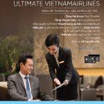 Quyền năng của tấm thẻ VietinBank JCB Ultimate Vietnam Airlines