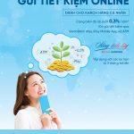 VietinBank cộng thêm lãi suất cho khách hàng khi gửi tiết kiệm online