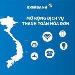 Eximbank mở rộng dịch vụ thanh toán hóa đơn