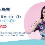 OceanBank giảm trên 77% phí chuyển khoản liên ngân hàng 24/7