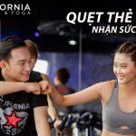 Quẹt thẻ Shinhan, nhận quà sức khỏe tại California Fitness & Yoga