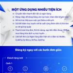 Nhiều ưu đãi hấp dẫn khi sử dụng ngân hàng điện tử Viet Capital Bank từ nay đến 23/03/2020