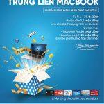 Xài thẻ hoàn tiền - Trúng liền Macbook cùng VietinBank