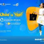 Ưu đãi 10% phí bảo hiểm và quà tặng hấp dẫn dành cho thẻ BaoViet Bank