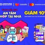 Hoàn tiền lên tới 100.000 VNĐ khi mua sắm trên Lazada bằng thẻ LienVietPostBank MasterCard