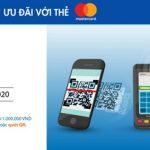 Thanh toán Chạm và QR tại Nguyễn Kim - Giảm 10% với Sacombank Mastercard