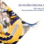 Nhận ưu đãi từ Be khi thanh toán bằng thẻ quốc tế Shinhan