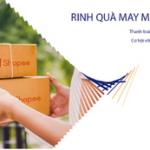 Rinh quà may mắn từ Shopee cùng thẻ quốc tế Shinhan