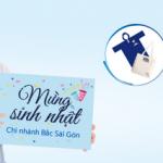 Tưng bừng sinh nhật - Quà tặng ngập tràn cùng Shinhan Bank