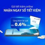 Ngân hàng Bản Việt cấp sổ tiết kiệm cho khách hàng gửi tiết kiệm online