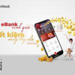 Cùng SeABank mở Ebank rinh quà - Tiết kiệm vàng đầy nhà