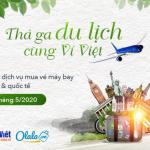 Thả ga du lịch cùng Ví Việt
