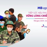 MB Ageas Life phát động chương trình Tiếp sức hậu phương- Vững lòng chiến sỹ