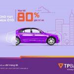 Sở hữu xe đã qua sử dụng như mới chỉ 5 triệu đồng cùng TPBank